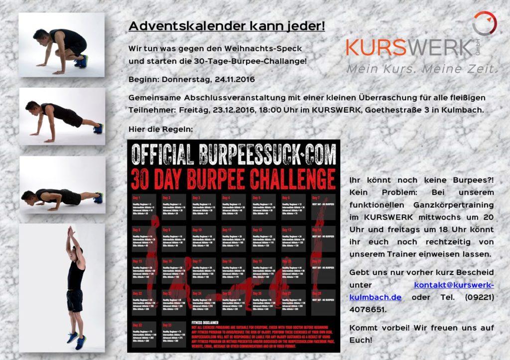 burpee-challange